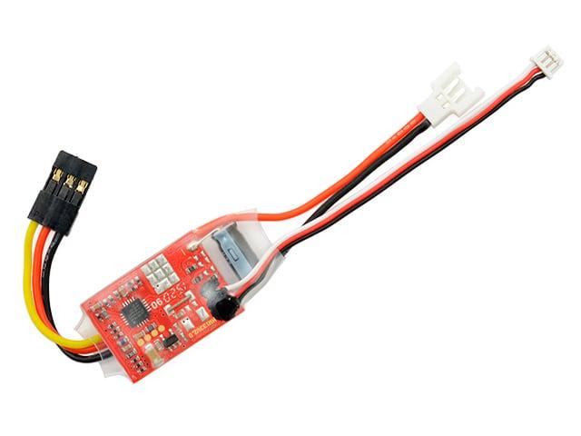 ◆K110 K123 K124 V977用ブラシレスアンプ ,XK.2.K110.003 ESC