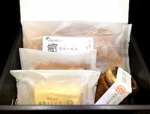 「鴨のロースト」 、「南蛮辛味噌」&「クリームチーズ2種」の詰め合わせ ※化粧箱付