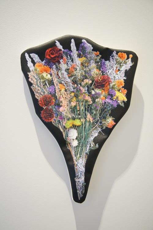 UCT8P05 転写ポーチ Driedflower