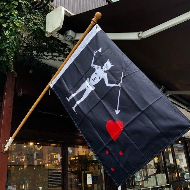 TOPANGA INTERIOR Pirates Flag D