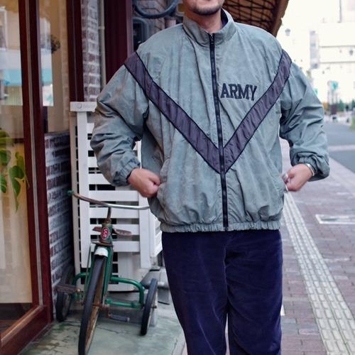 '00 US ARMY IPFU Jacket / PFU Physical Fitness Uniform / 後期 リフレクター カモ #2