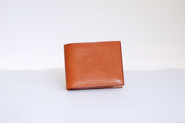 二つ折り財布/Orange