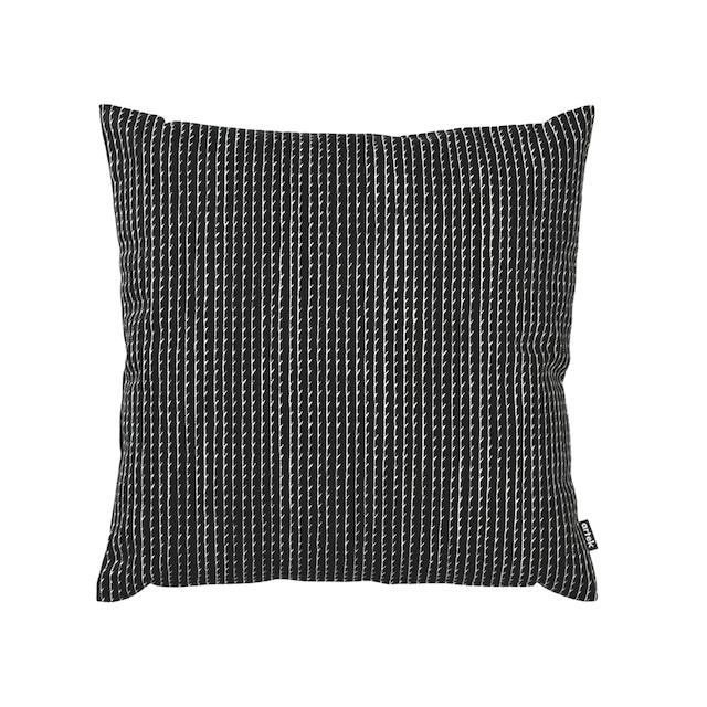 artek キャンバスクッションカバー 50×50cm ブラック / RIVI