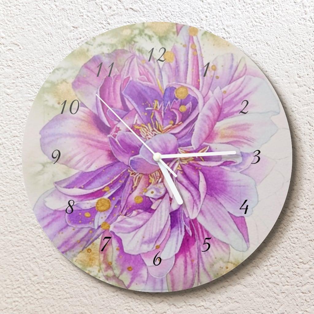 Brillante壁掛け時計(L)