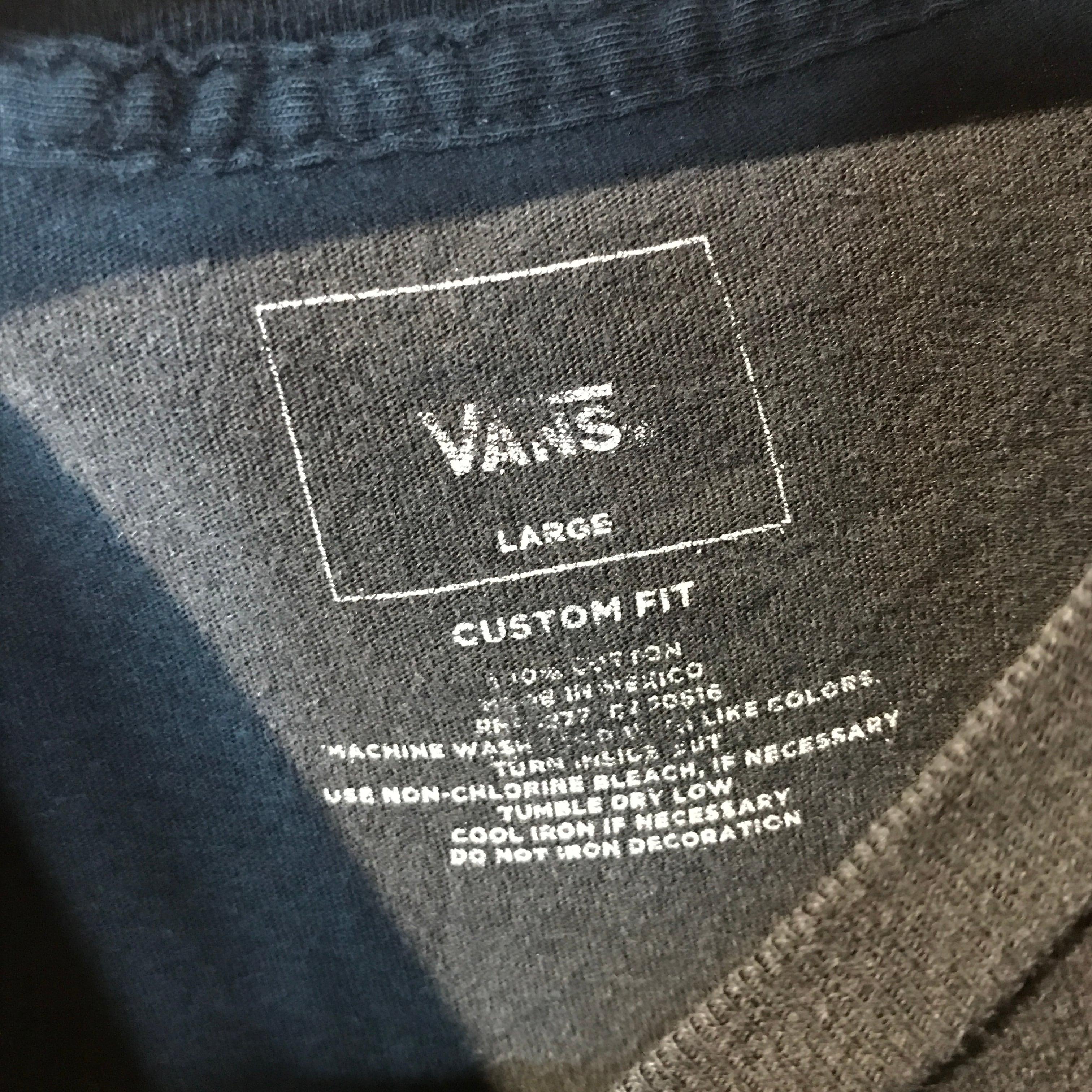 【Used】VANS Tee