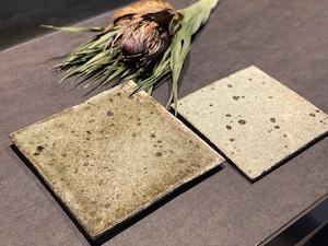 八田亨 tile plate正方形 S