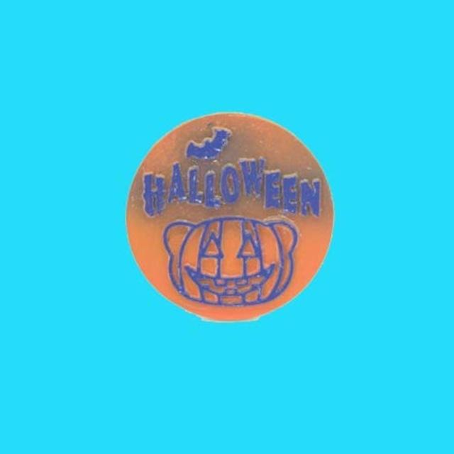 僕たちフェレット Halloween マグネットステッカー ⑦キャスト製(直径80mm)無料配送