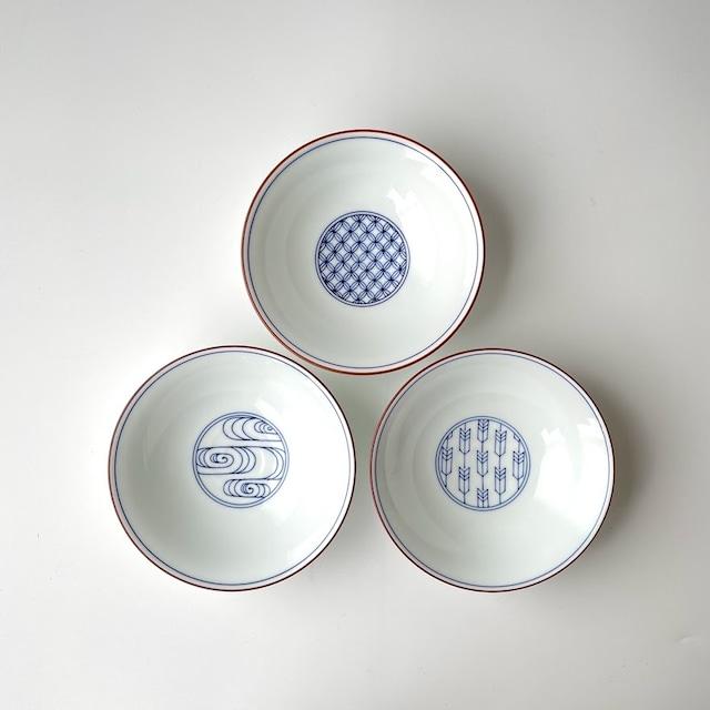 【波佐見焼】五寸取り鉢(全3種)