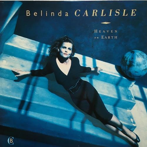 【LP・米盤】Belinda Carlisle / Heaven on Earth