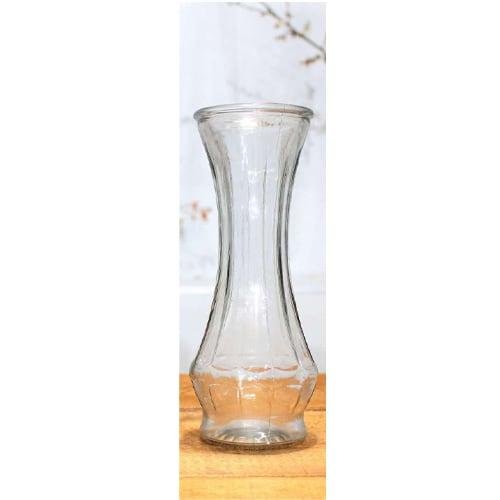 ガラス花器 (イ草フラワー用)