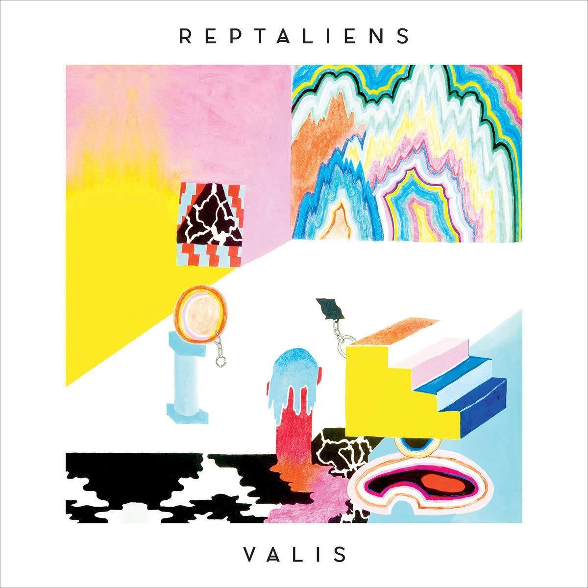 Reptaliens - VALIS (LP)
