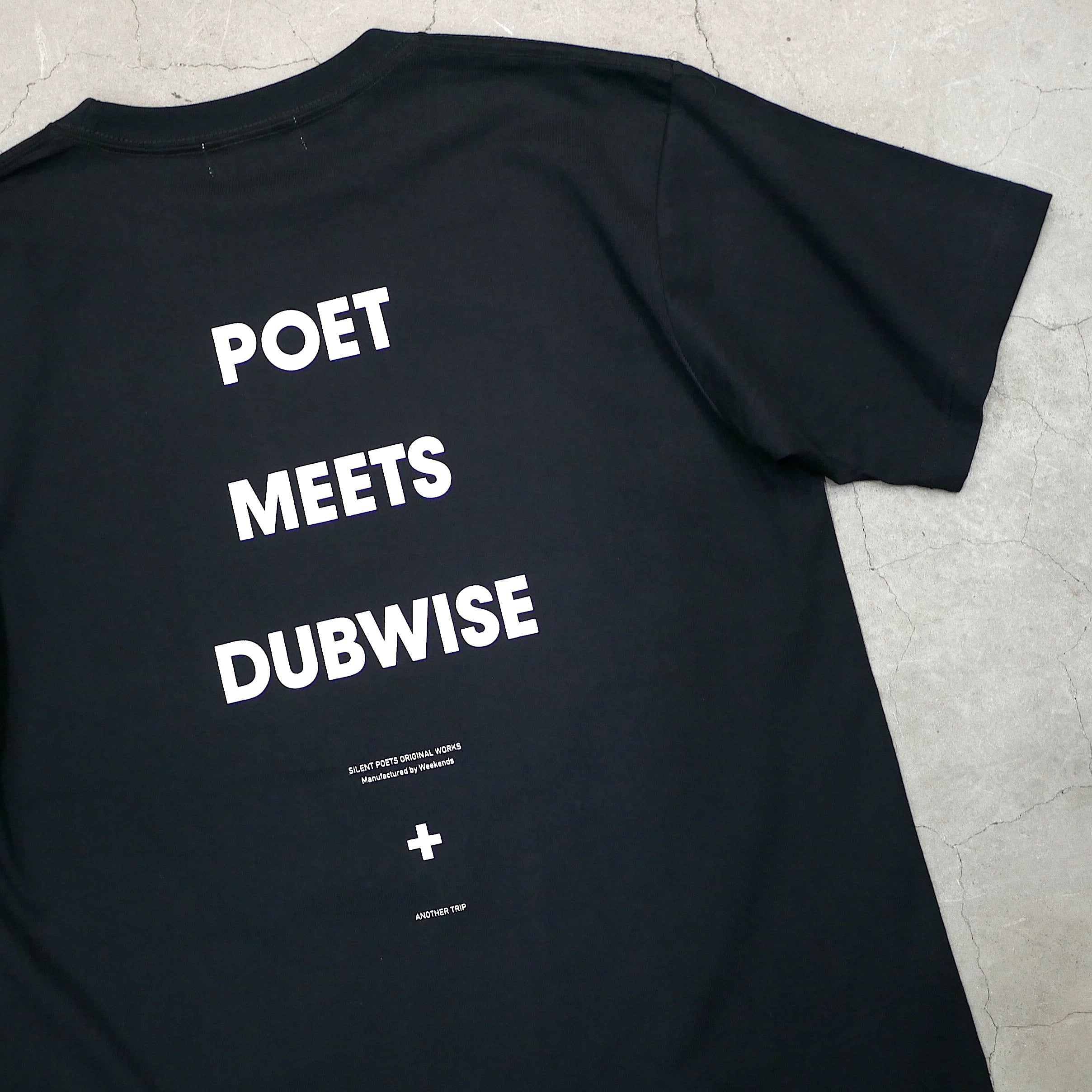 SILENT POETS / T-SHIRTS(POET MEETS DUBWISE)