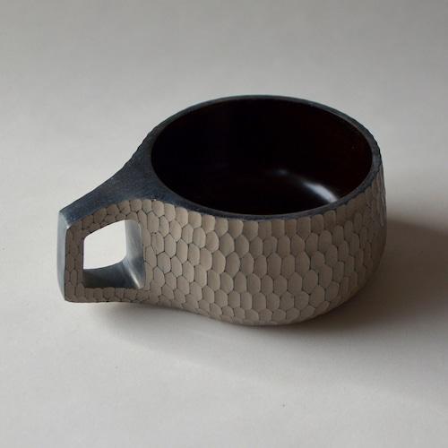 水目桜 漆 Birch CUP BU-03