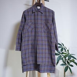 フランス グランパシャツ 60-70's France [C716]
