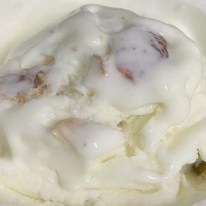 黒糖焼酎に漬け込んだレーズンアイス 6個入