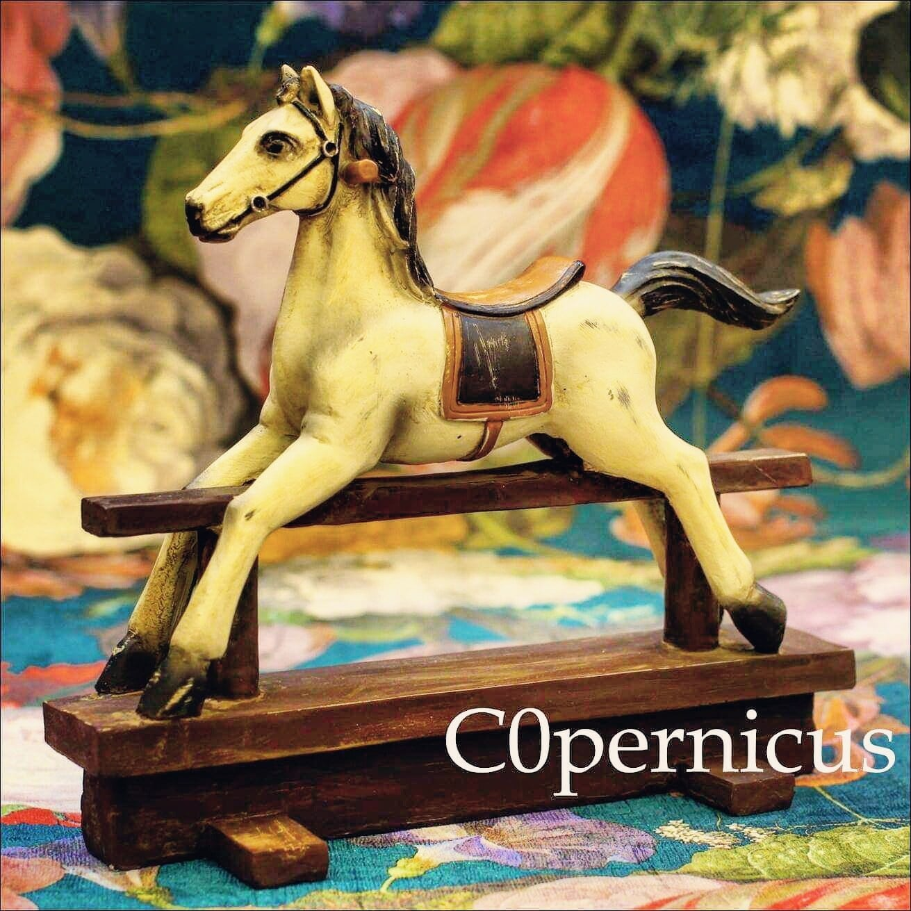 horse オブジェ 浜松雑貨屋 C0pernicus