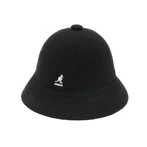 【KANGOL】 for kids Bermuda Casual (BLACK)