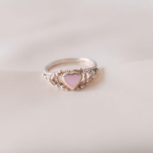 flemington silver  heart collection 3 7