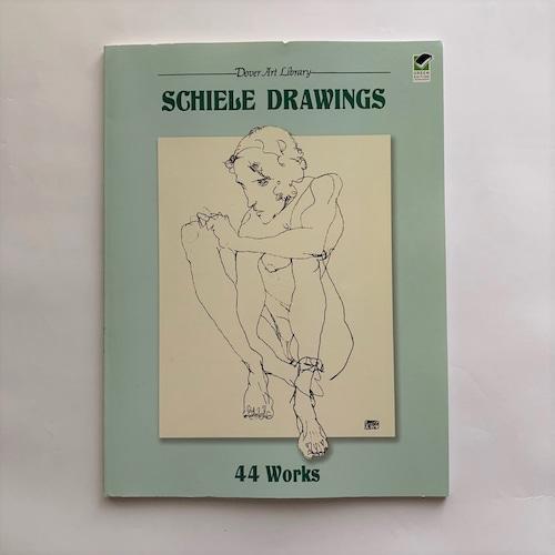Schiele Drawings: 44 Works / Egon Schiele