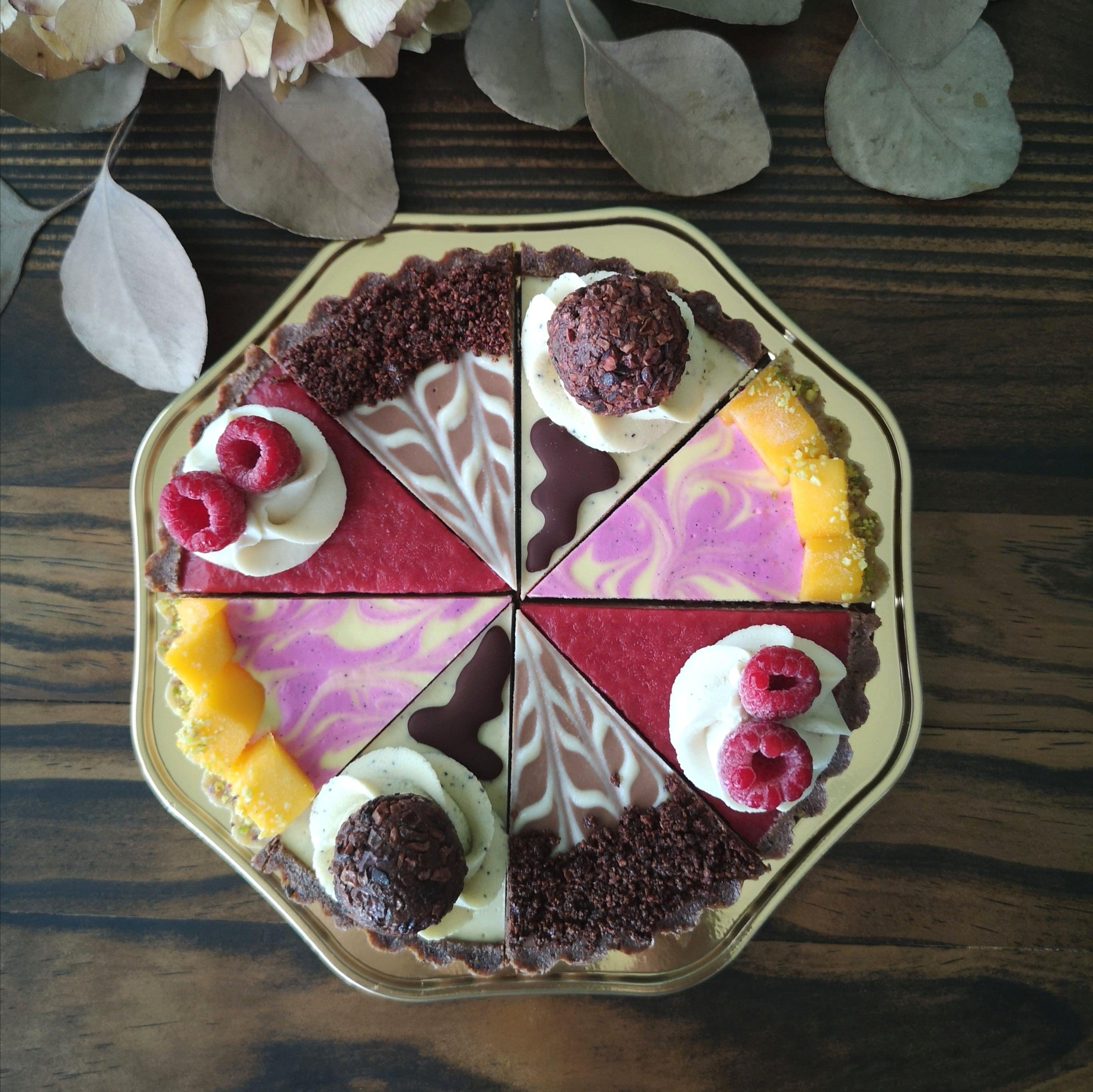 【ご予約のお客さま専用です】季節のローケーキアソートセット Vol.8