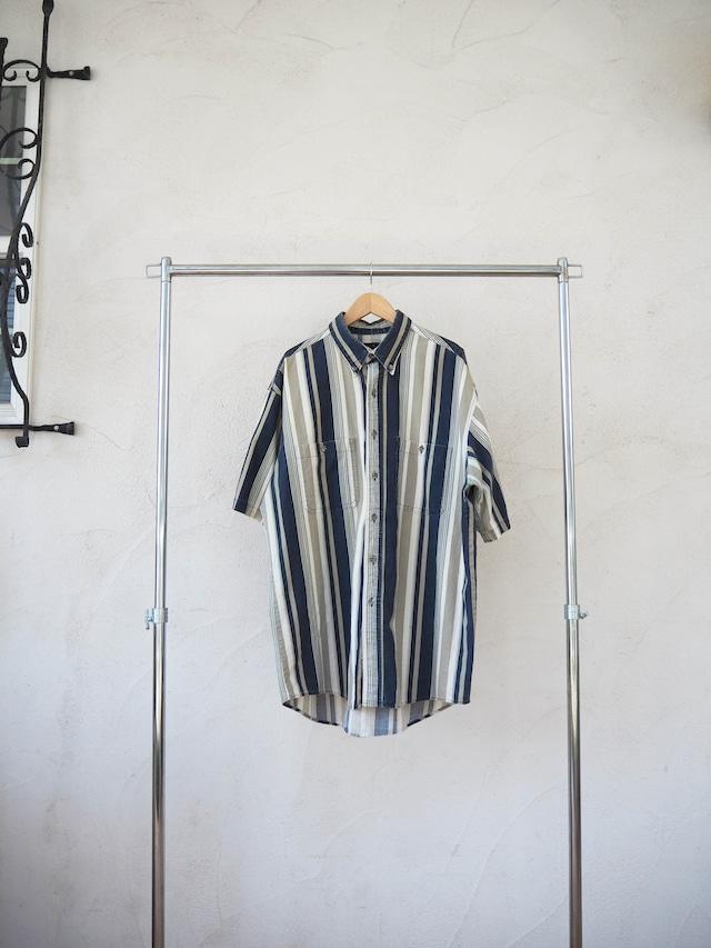 【USED】Stripe SH《NVY》21383107