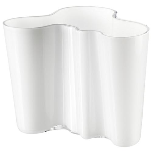 iittala(イッタラ) Alvar Aalto(アルヴァ アアルト) フラワーベース160mm ホワイト
