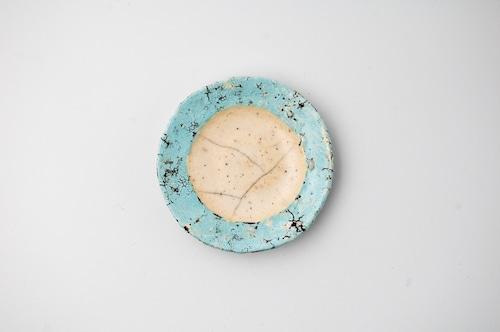 ◆受注生産◆SLL小皿(ブルー) 片瀬和宏作