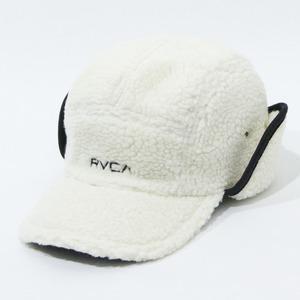 【RVCA】BOA FLEECE HOTH CAP (NATURAL)