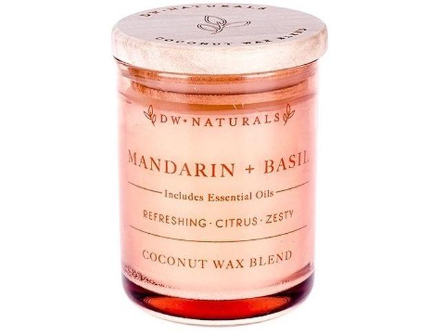 MANDARIN + BASIL