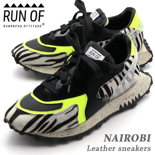 RUN OF/ランオブ NAIROBI ナイロビ