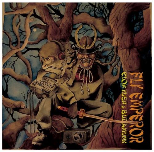 【CD】ELOH KUSH & Budamunk - Fly Emperor EP