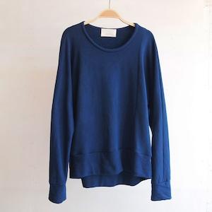 ■PAIN DE MIE プルオーバー/濃藍色