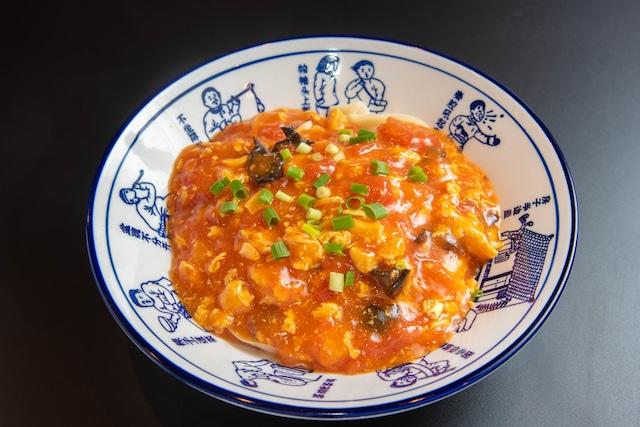 【麺打ち済】トマト麺