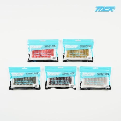 ※Limited Great value pack!! TASF  /   YODOGAWA WINNER  /  5 Colors Set