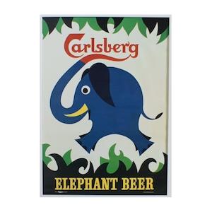 Poster AD Carlsberg / CB-1959