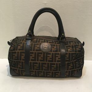 【FENDI】 Boston Bag