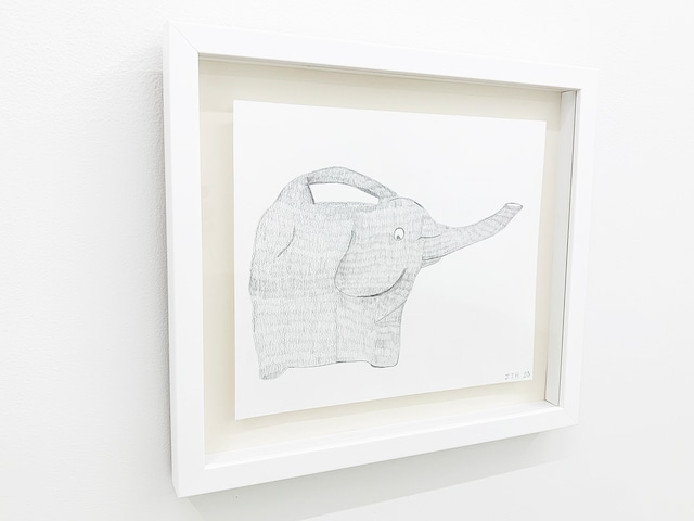 Googly Elephant / Johanna Tagada Hoffbeck
