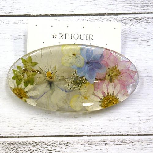 【★REJOUIR】お花のバレッタ/バレッタ