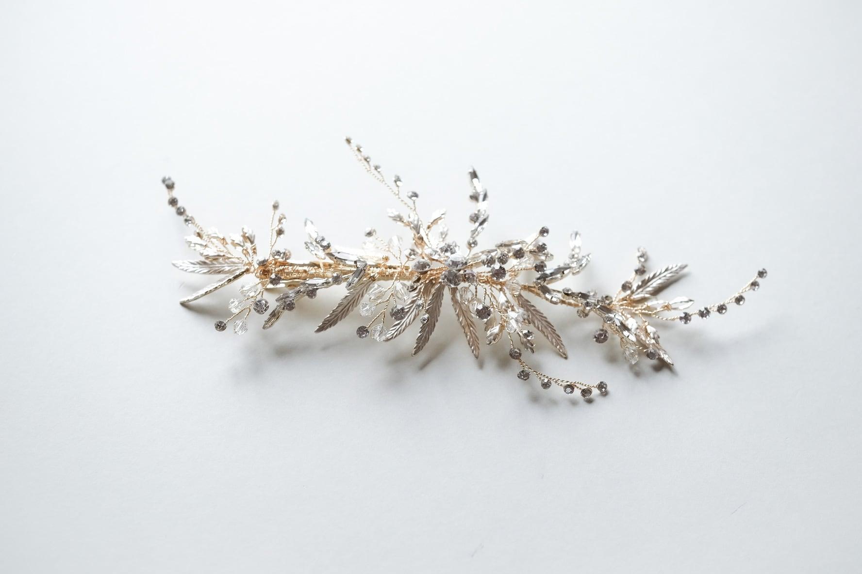 ブライダルヘッドドレス[HA-102]