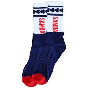 【YBC】Middle Socks SAMOA