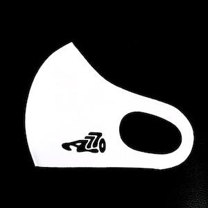Logo mask / white