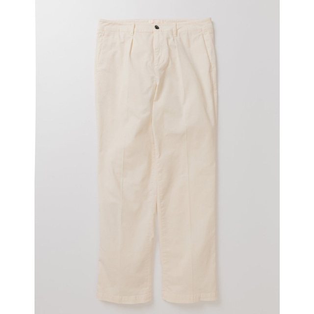 VICTORIA HK GARMENT DYED CHINOS NATURAL