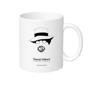 ヒルベルト曲線マグカップ/The Hilbert Curve Magcup