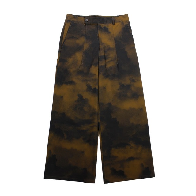 A COLD WALL Terrain Print Pants