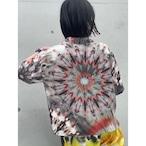 【hippiness】palette camouflage shirt(Charcoal embers)/ 【ヒッピネス】パレットカモフラージュ シャツ(チャコール エンバーズ)