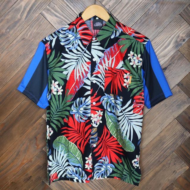 リメイクアロハシャツ 半袖 / インテル | SINE METU