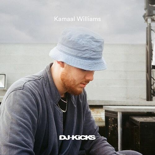 【ラスト1/LP】Kamaal Williams - DJ-Kicks