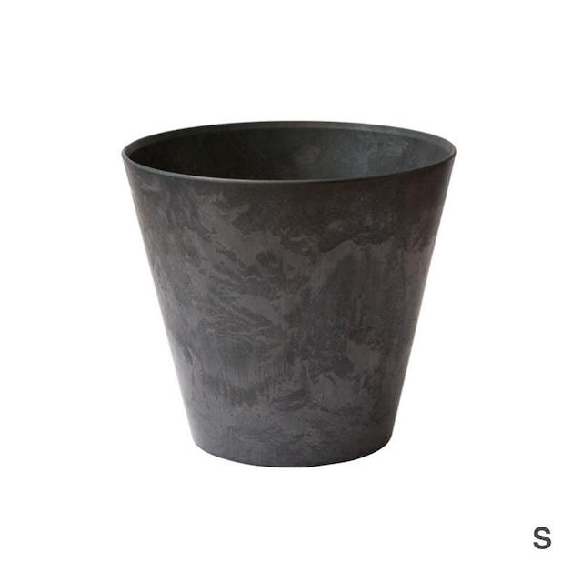 Art stone 植木鉢 S ソーサーセット