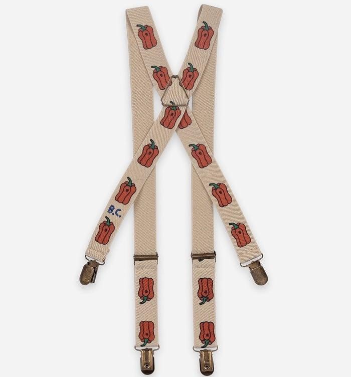 BOBOCHOSES Vote For Pepper Suspenders(6-11Y)