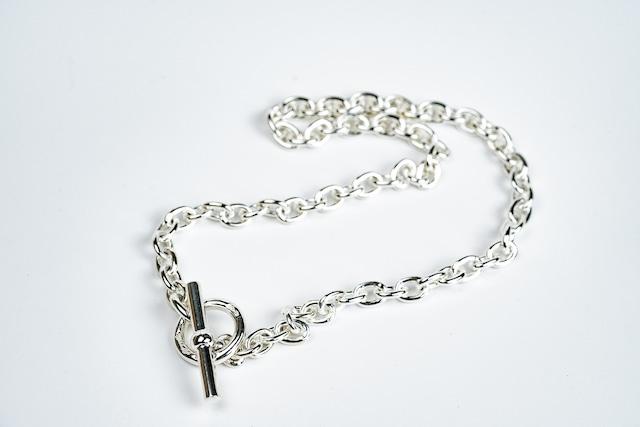 C-027 Hook connect necklace S 45cm